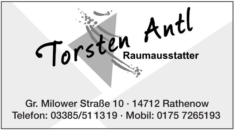 Torsten Antl