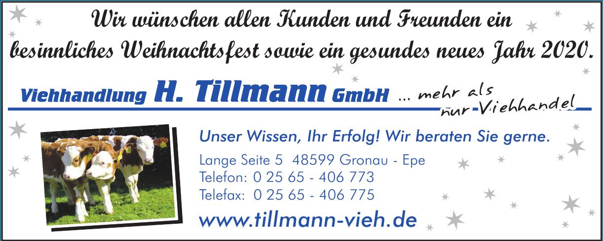 H. Tillmann GmbH