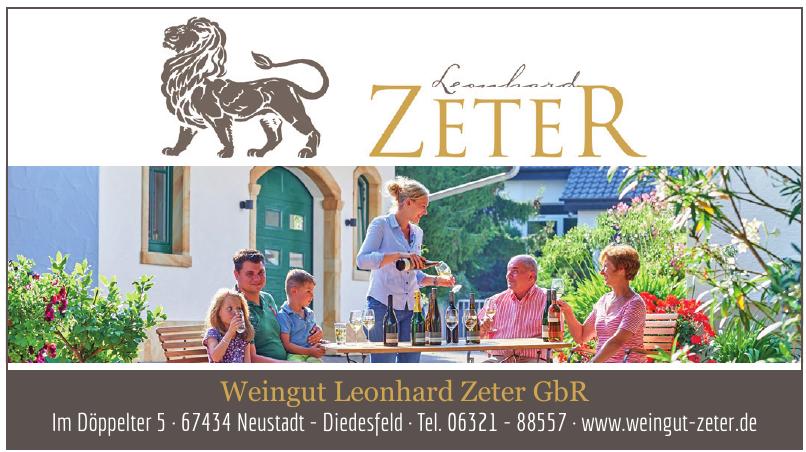 Weingut Leonhard Zeter GbR