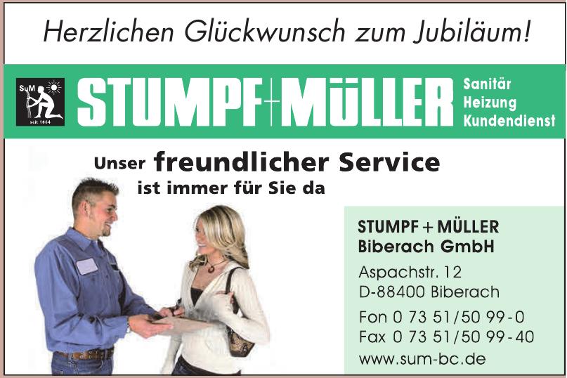 Stumpf + Müller Biberach GmbH