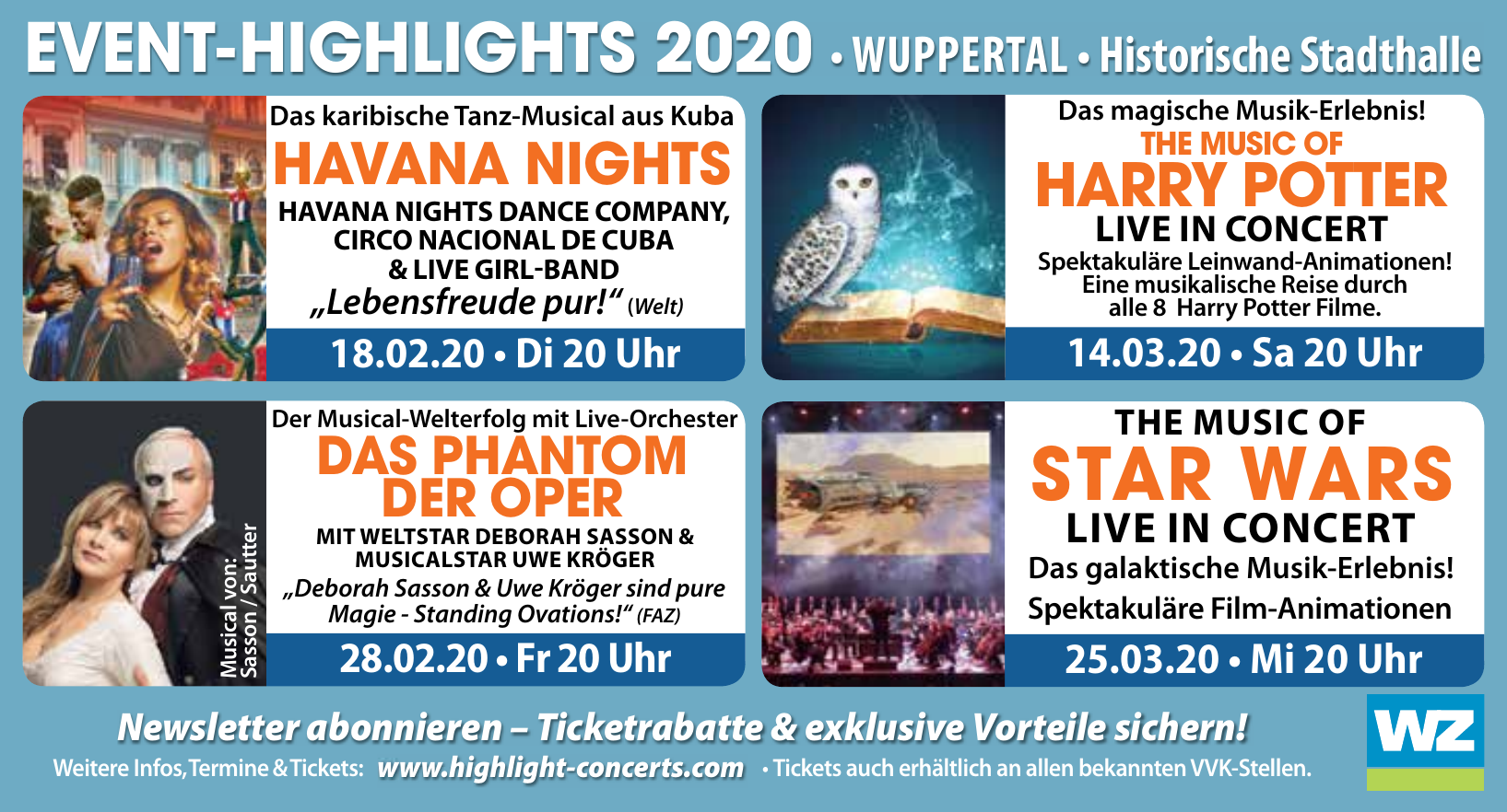 Event-Highlights 2020