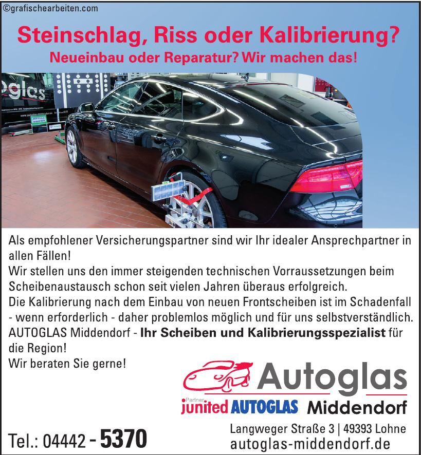 Autoglas Middendorf GmbH