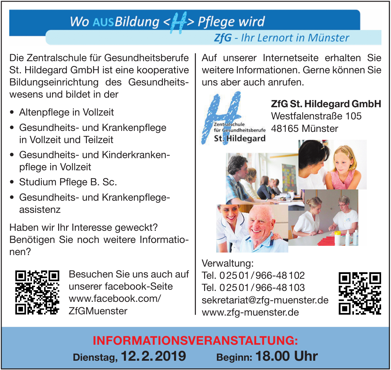 ZfG St. Hildegard GmbH