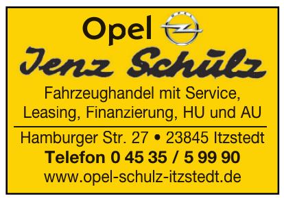 Opel Jenz Schülz