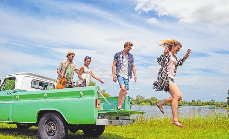 Ein Check des Fahrzeugs vor der großen Fahrt in den Urlaub schützt vor ärgerlichen Pannen. FOTO:DJD/ROBERT BOSCH GMBH