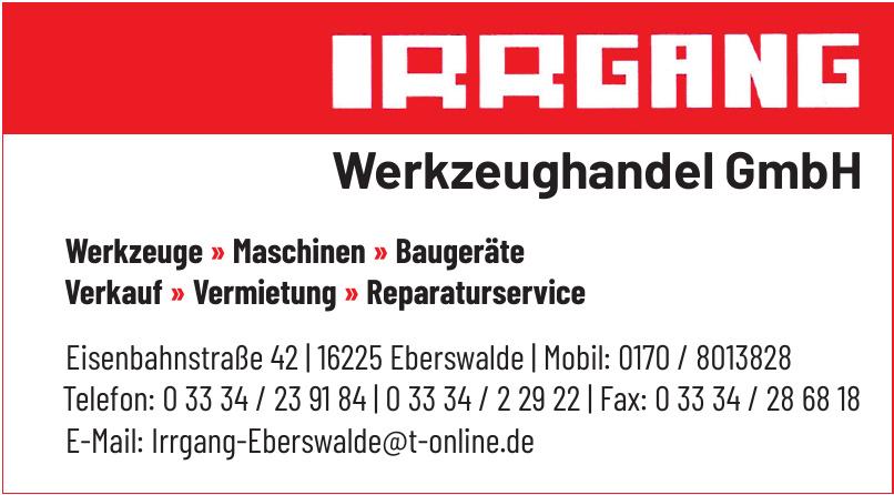 Irrgang Werkzeughandel GmbH