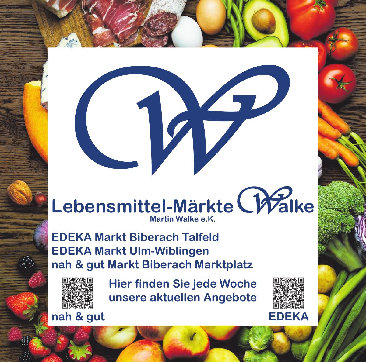 Lebensmittel-Märkte Walke