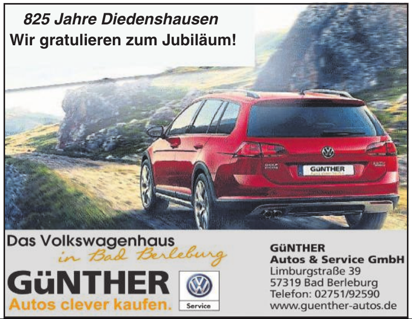 Günther Autos & Service GmbH