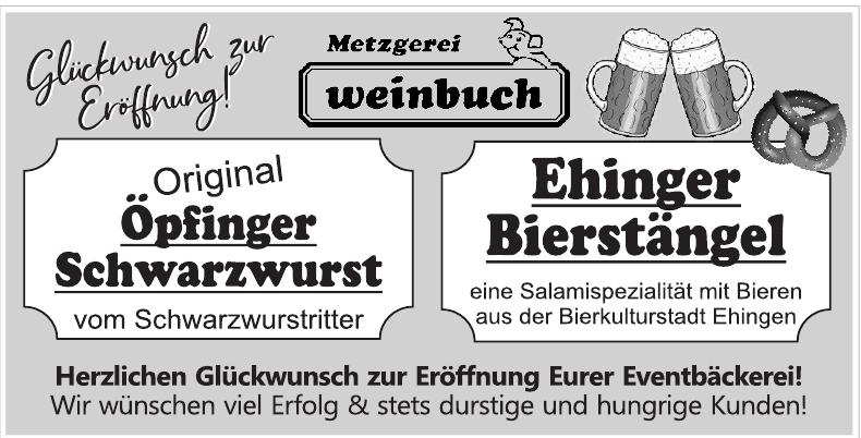 Metzgerei Weinbuch