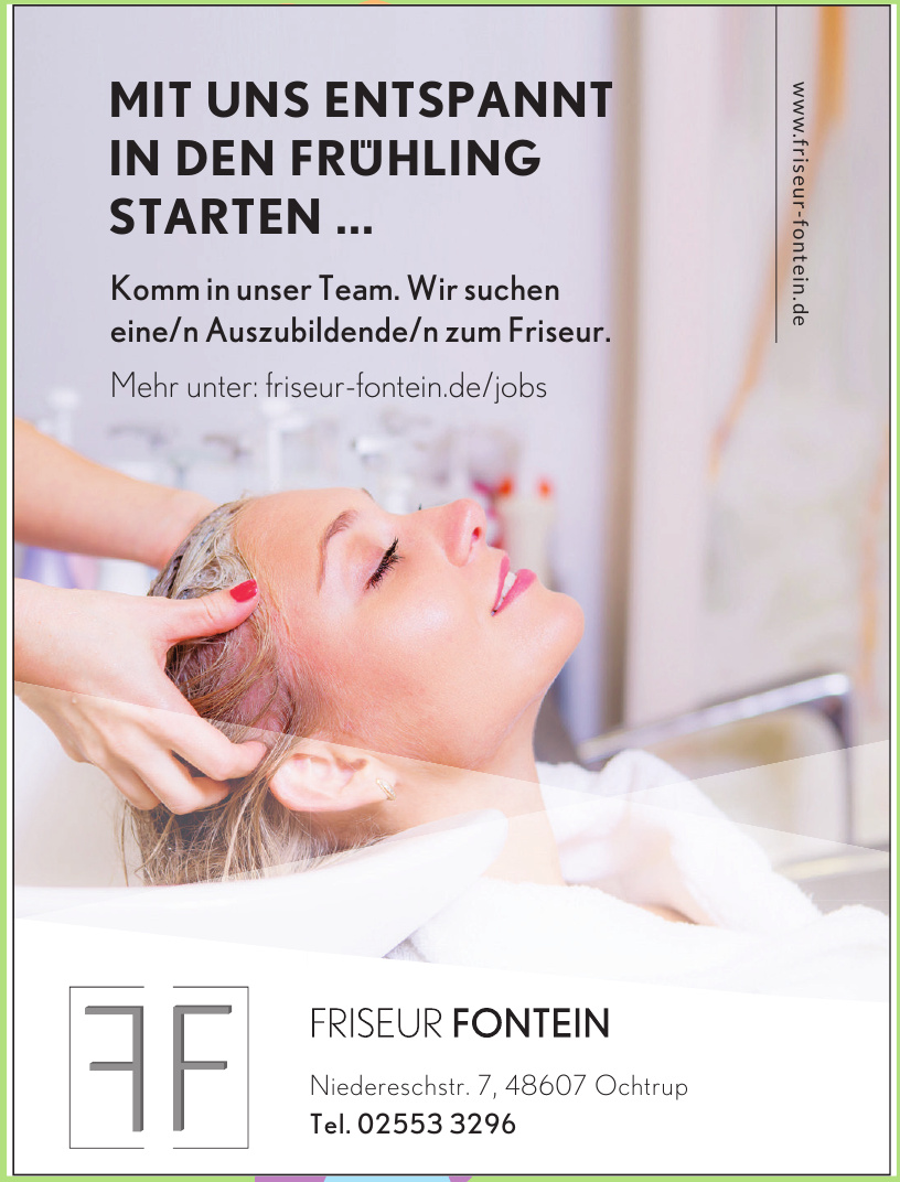 Friseur Fontein