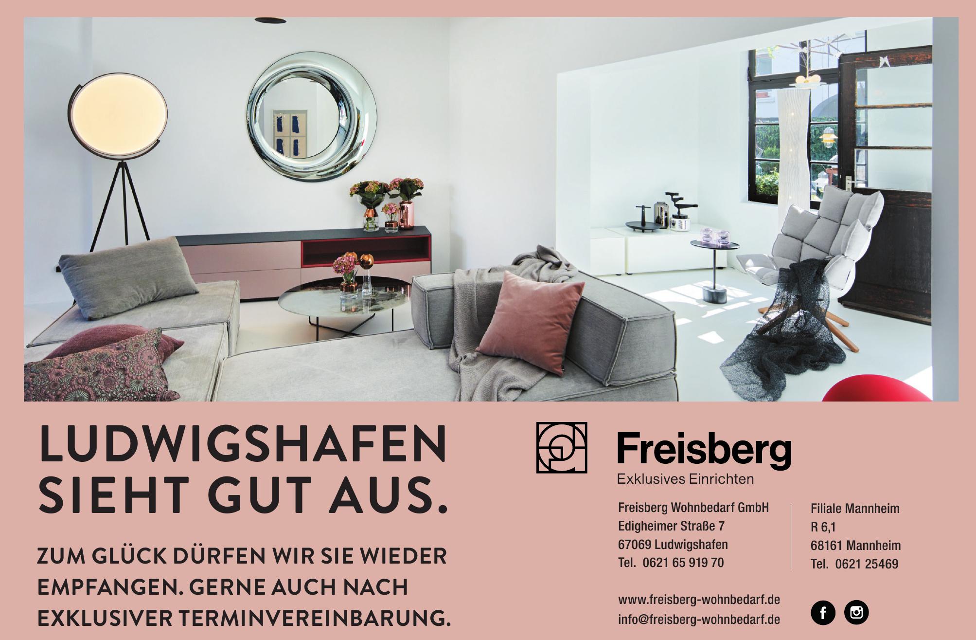 Freisberg Wohnbedarf GmbH