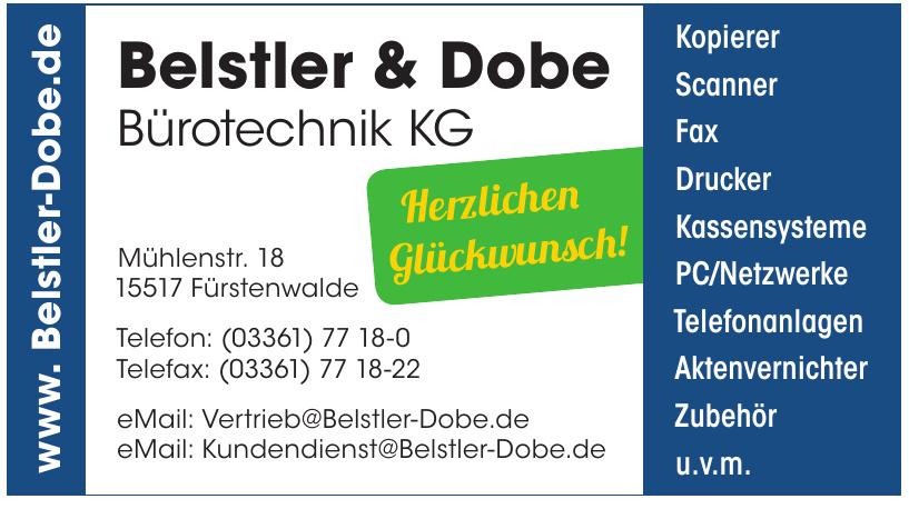 Belstler & Dobe Bürotechnik KG