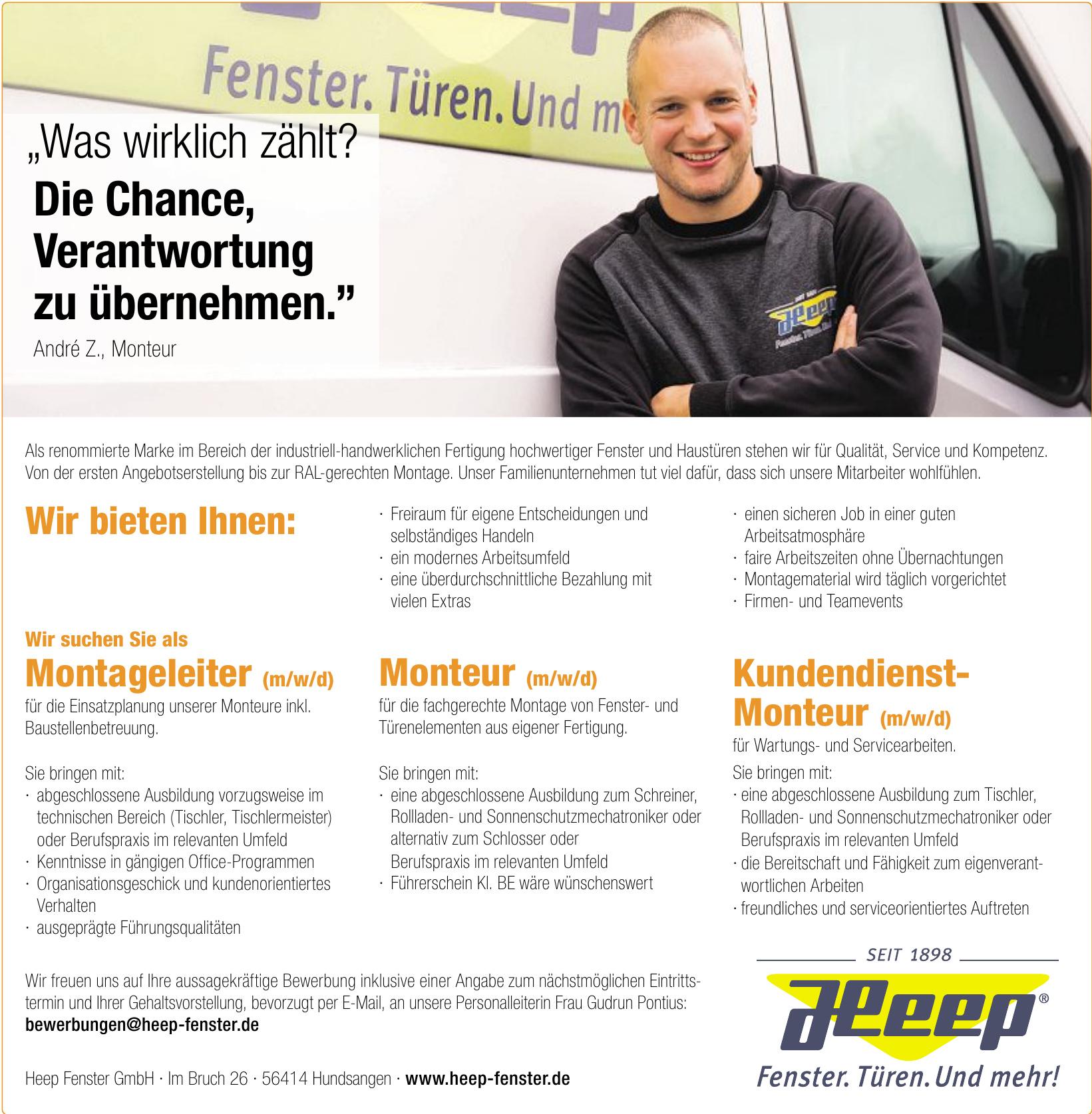 Heep Fenster GmbH