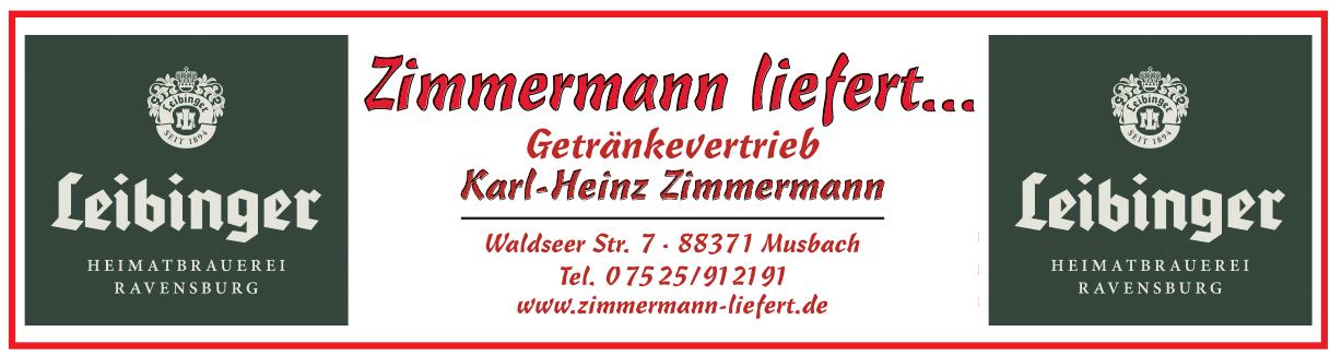 Zimmermann Liefert