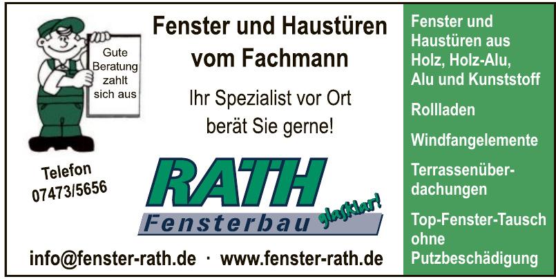 Rath Fensterbau GmbH