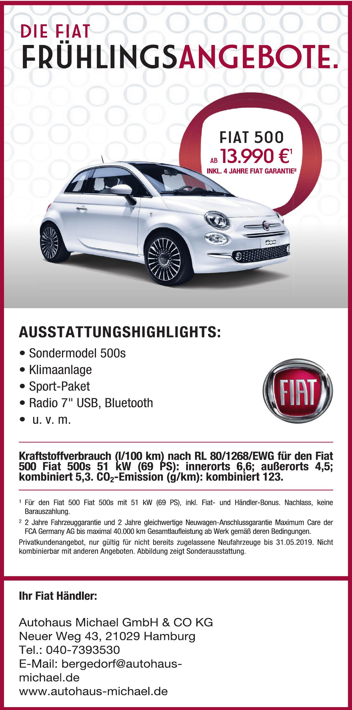 Autohaus Michael GmbH & Co. KG