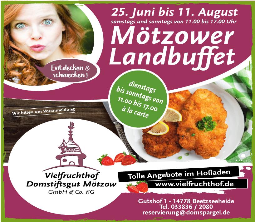 Vielfruchthof Domstifsgut Mötzow GmbH & Co. KG