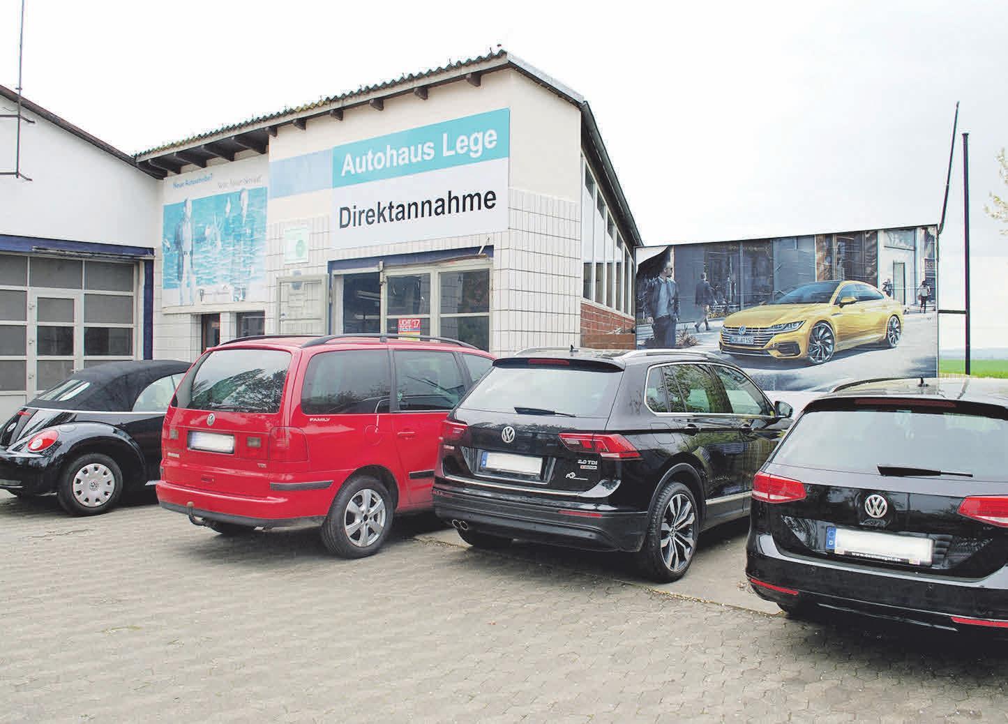 Das Autohaus Lege bietet auch Originalersatzteile für Fahrzeuge an. Foto: Birthe Kußroll-Ihle