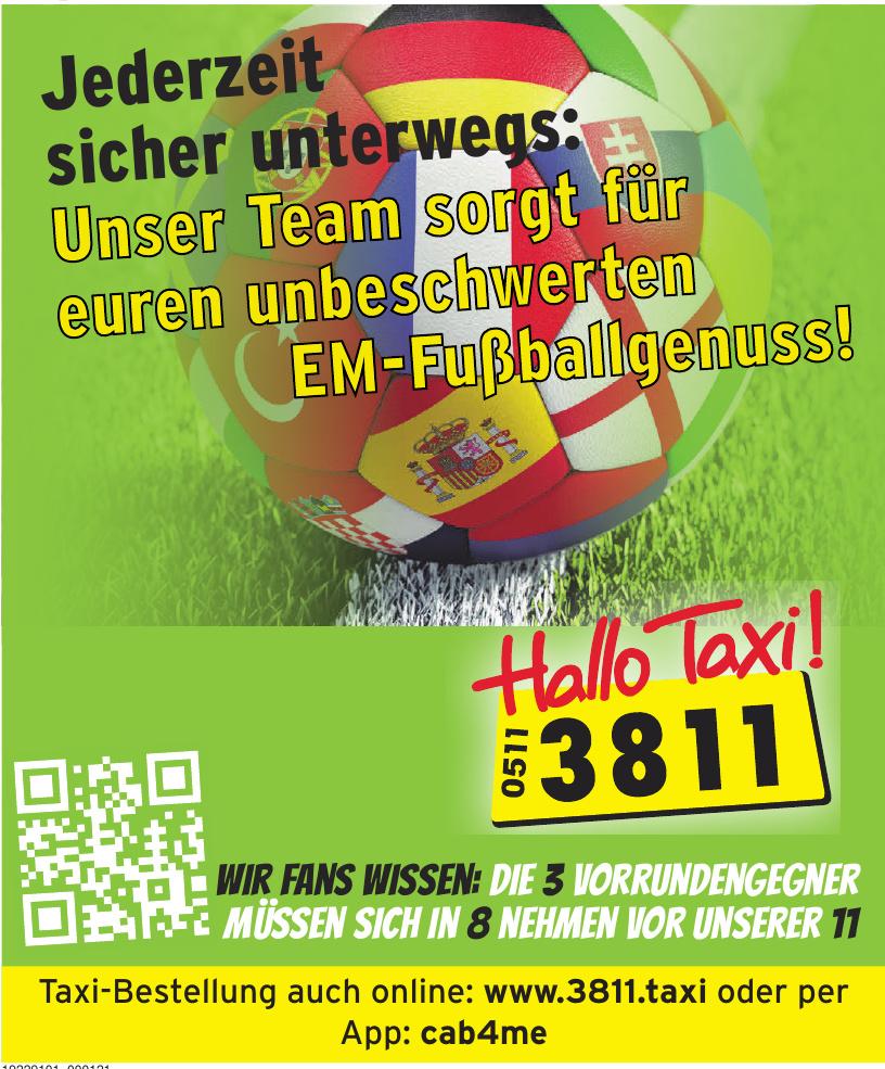 Hallo Taxi 3811
