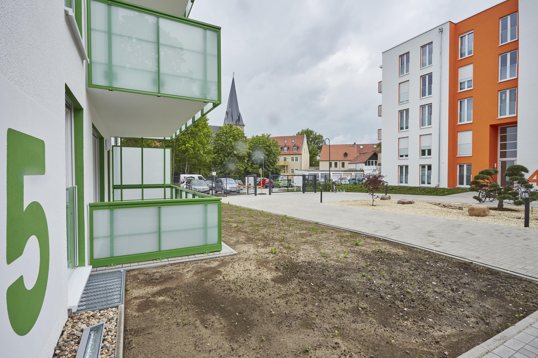 Moderne Plattenbauten sind nun komfortable Heimstatt Image 1