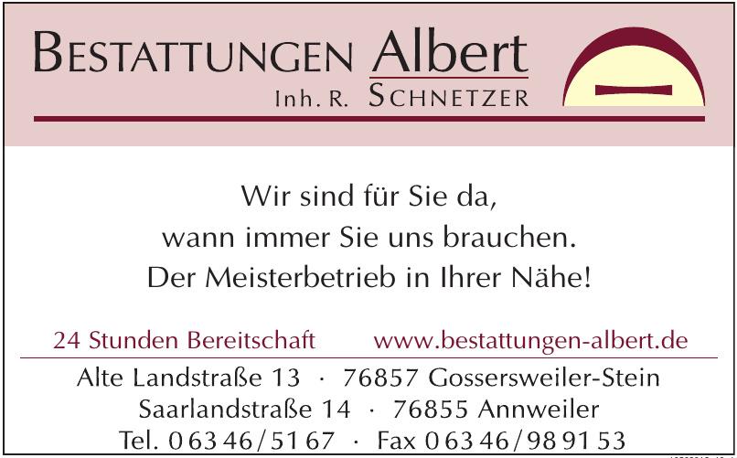 Bestattungen Albert