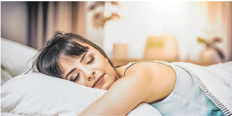 Erholung in der Nacht: Guter und gesunder Schlaf sollte jedem ganz wichtig sein. Foto: © REDPIXEL - fotolia.com