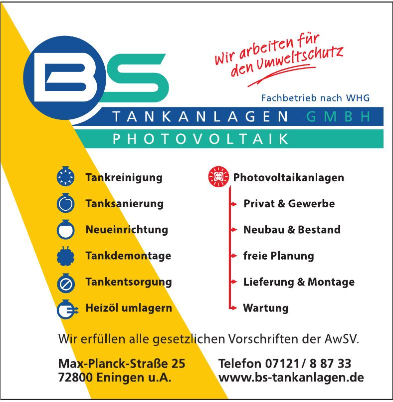 BS Tankanlagen GmbH