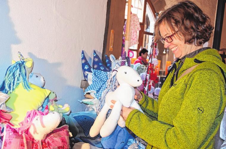 Der Novembermarkt in Unsleben öffnet seine Pforten für einen wohltätigen Zweck.