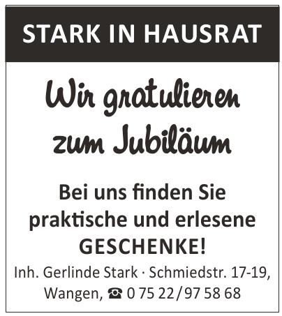 Inh. Gerlinde Stark