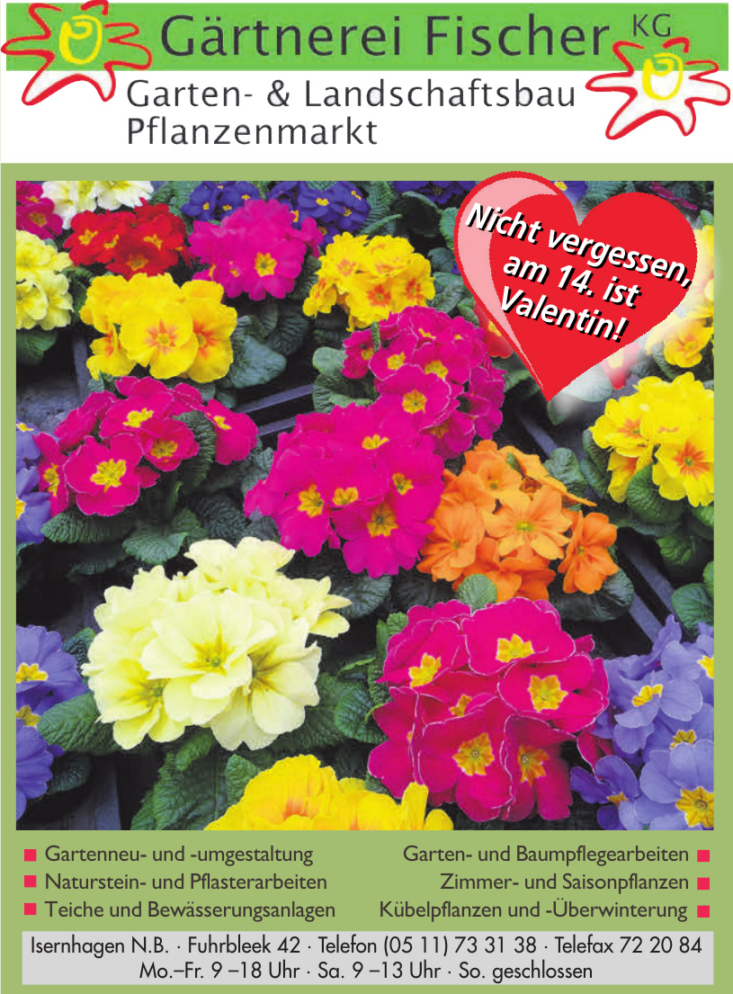 Gärten Fischer KG