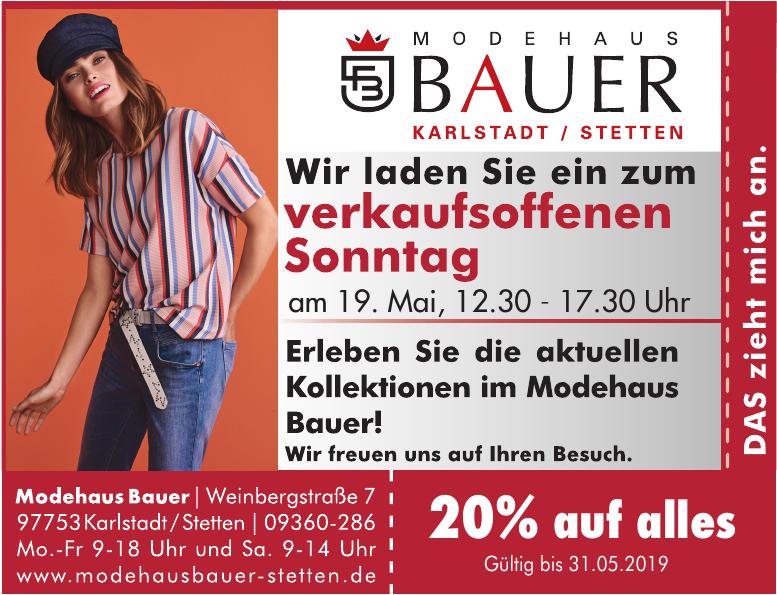 Modehaus Bauer