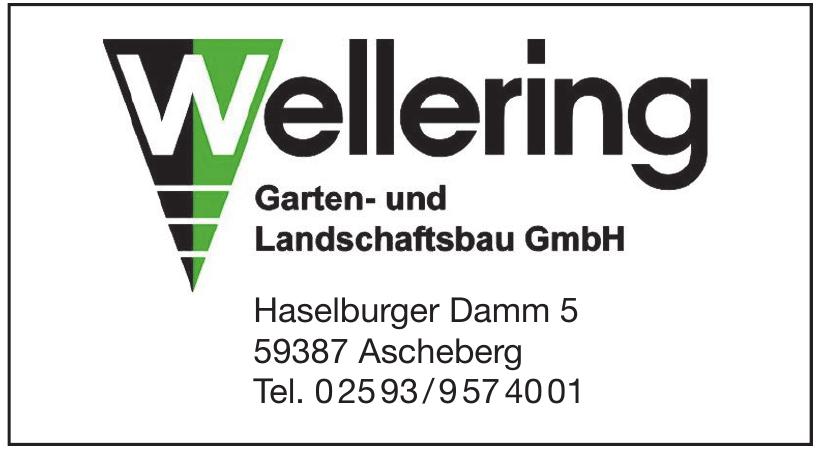 Wellering Garten- und Landschaftsbau GmbH