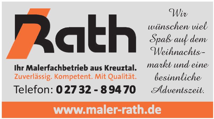 Rath Malerfachbetrieb