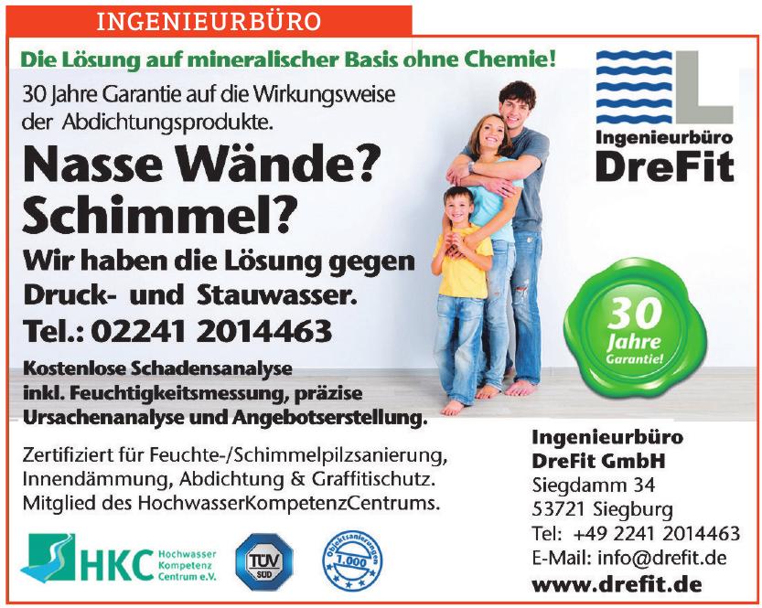 Ingenieurbüro DreFit GmbH