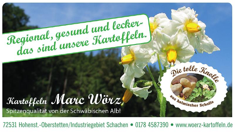 Kartoffeln Marc Wörz