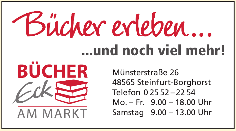 Bücher Eck am Markt