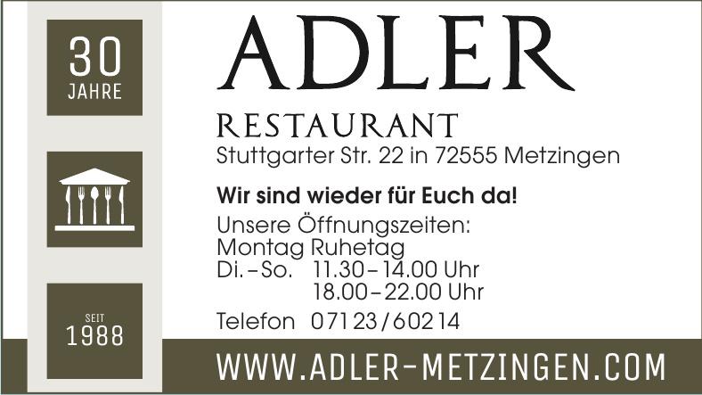 Adler Restaurant