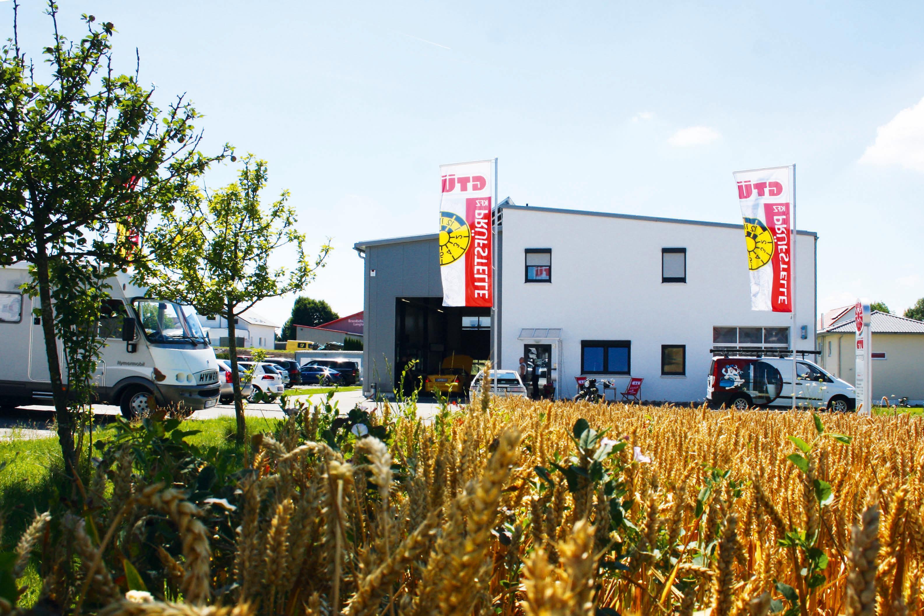 Die Kfz Prüfstelle in Aulendorf ist geöffnet. Foto: GTÜ