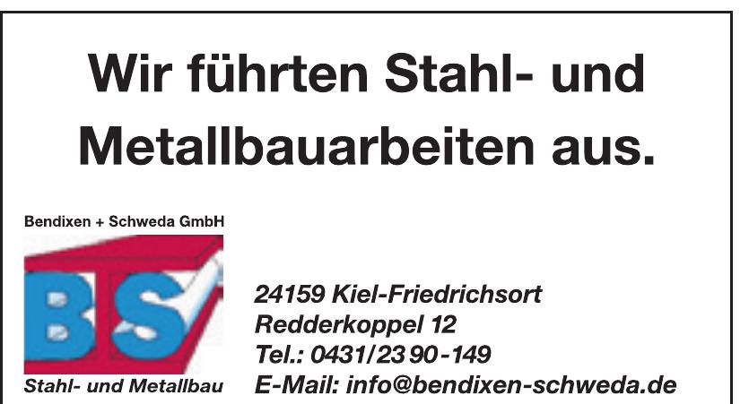BS Bendixen + Schweda GmbH