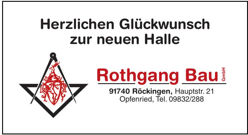 Rothgang Bau GmbH