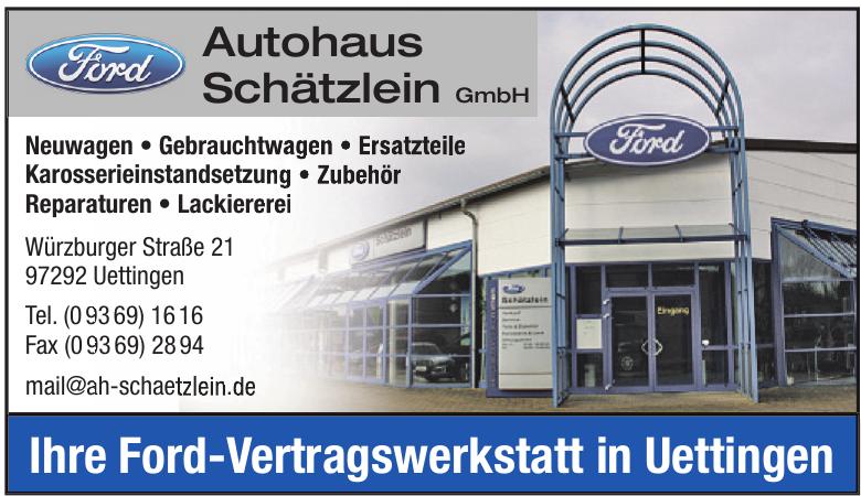 Autohaus Schätzlein GmbH