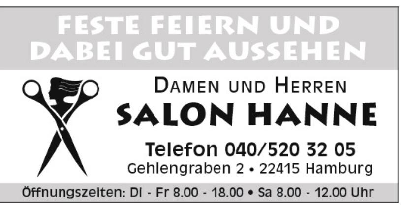 Salon Hanne