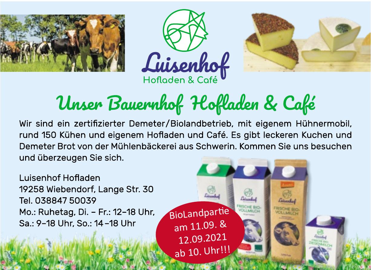 Luisenhof Hofladen