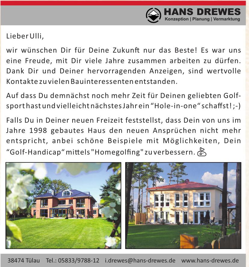 Hans Drewes Hoch- und Tiefbau