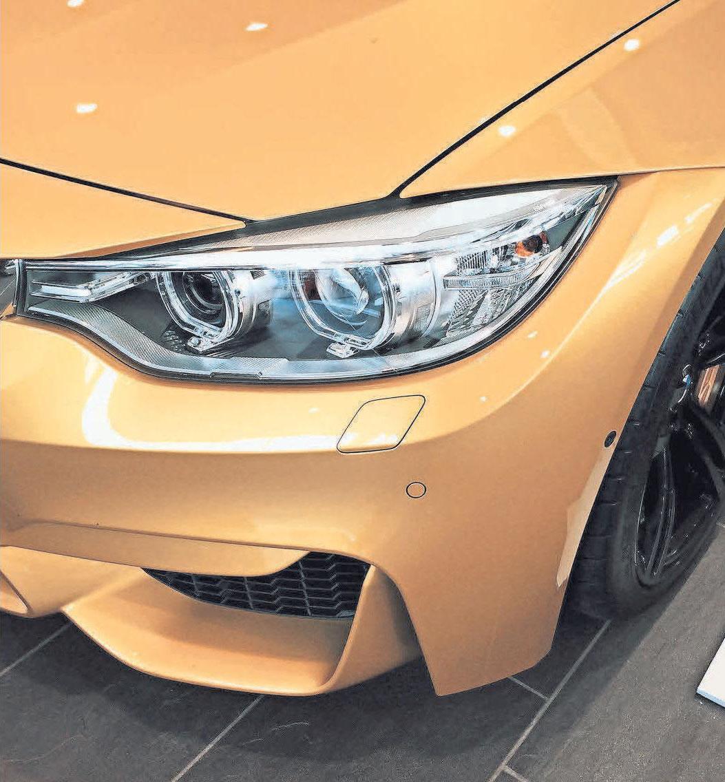 Smart Repair und eine gute Lackierwerkstatt helfen, den Fahrzeugwert zu erhalten.
