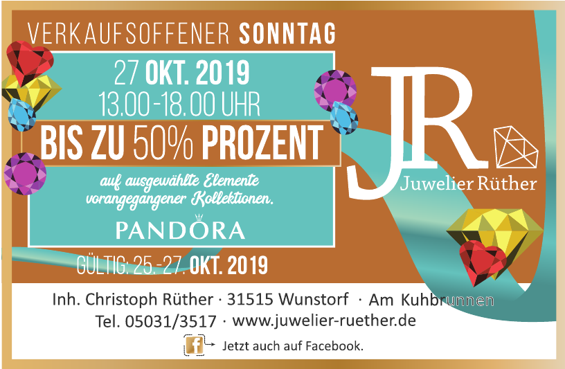 JR Juwelier Rüther