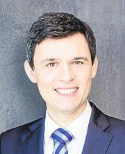 Stefan Brandt ist seit 2017 Direktor des Futuriums. FOTO: DIE HOFFOTOGRAFEN GMBH BERLIN