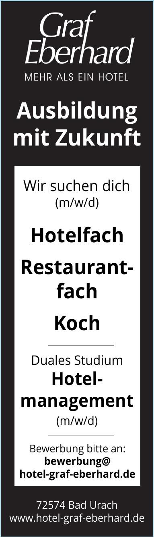 Biosphärenhotel Graf Eberhard