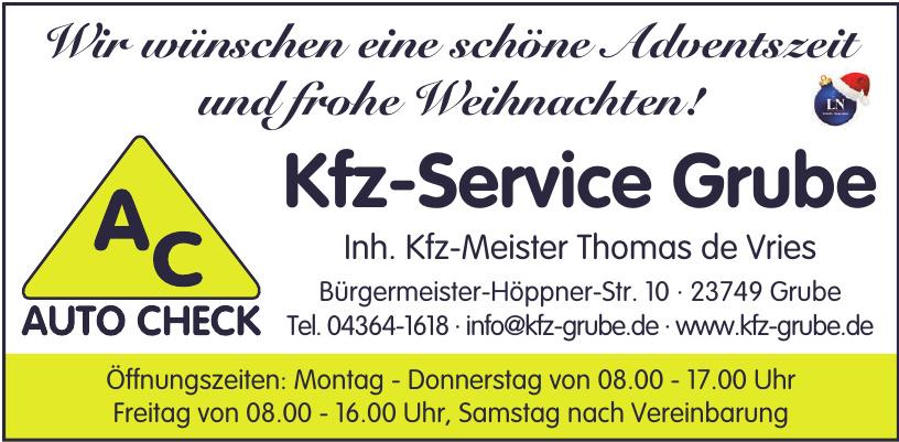 Kfz-Service Grube