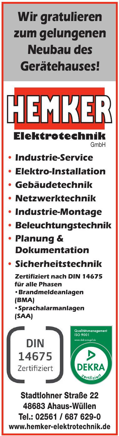Hemker Elektrotechnik GmbH